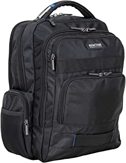 """Kenneth Cole Reaction Urban Traveler 15""""-17"""" Laptop & Tablet Anti-Theft RFID Business Travel Backpack"""