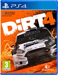 DiRT 4 - PlayStation 4