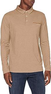 Daniel Hechter Polo Jersey Langarm Shirt Uomo