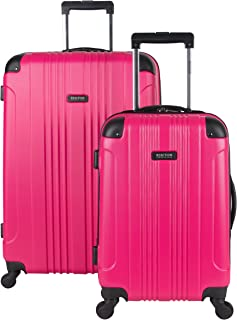 Kenneth Cole Reaction Out Of Bounds 2-Piece Lightweight Hardside 4-Wheel Spinner Luggage Set: 20