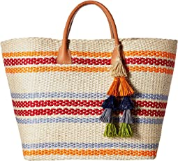 Hat Attack - Large Provence Tote