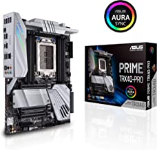 $449 » Asus Prime TRX40-PRO AMD 3rd Gen Ryzen Threadripper Strx4 ATX Motherboard with DDR4, M.2, USB 3.2 Gen2, Type-C Front Panel Connector and Aura Sync RGB Lighting