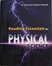 Glencoe Physical Science, Reading Essentials, Student Edition