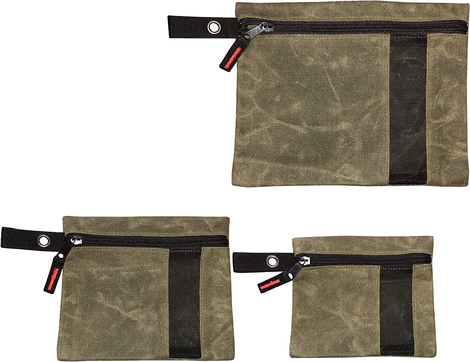 Canyon Super popular specialty store Small Bags - 3 Waxed #12 Individual Sale item Canvas