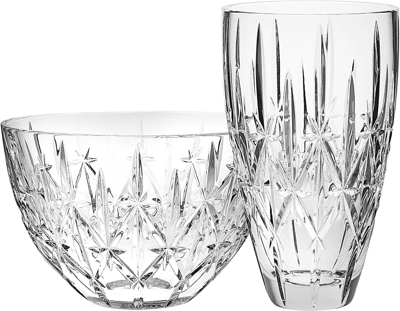 Waterford Sparkle Bol d/écoratif en Cristal 22,9 cm 22,5 CB
