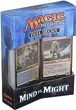 Magic: the Gathering MTG 2017 Duel Decks Mind Vs Might - 120 cards