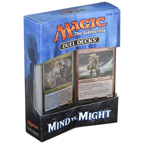 Magic The Gathering Duel Decks: Amazon co uk