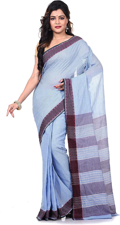 Bengal Handloom Saree Women's Pure Cotton