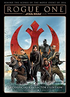Rogue One: A Star Wars Story - The Official Souvenir Edition LIGHT SIDE COVER