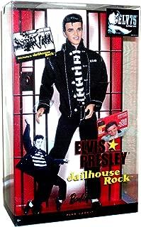 Best elvis presley jailhouse rock barbie collector doll Reviews