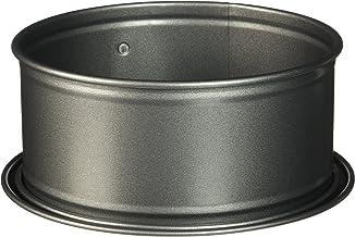 "Nordic Ware 51842 Aluminium Non-Stick Leak-Proof Springform Pan, 7"" Charcoal"