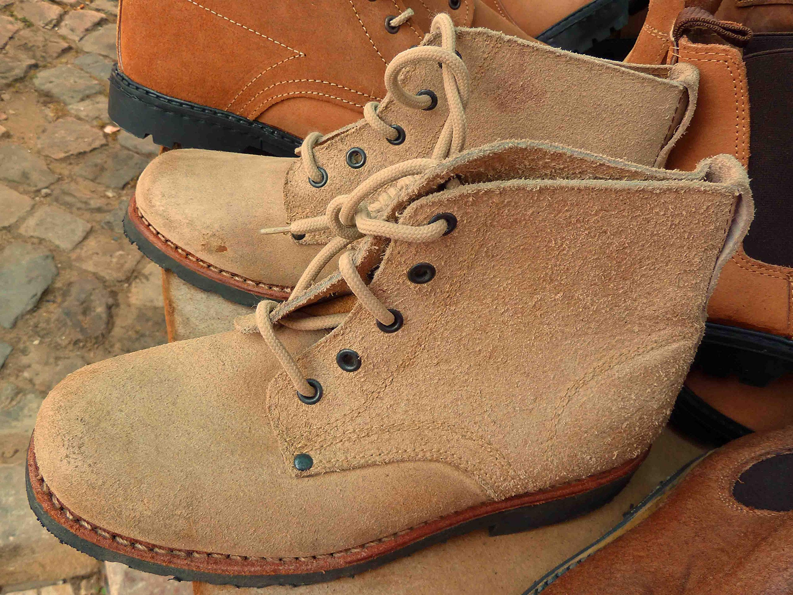 Colourlock Wir Verstehen Leder Schuhe