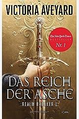 Das Reich der Asche - Realm Breaker 1: Roman (German Edition) Kindle Edition