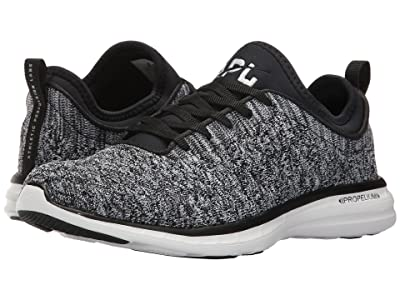 Athletic Propulsion Labs (APL) Techloom Phantom (Black/White/Melange) Women