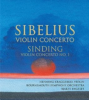 Sibelius: Violin Concerto / Sinding: Violin Concerto No. 1