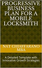 Progressive Business Plan for a Mobile Locksmith: A Detailed Template with Innovative Growth Strategies