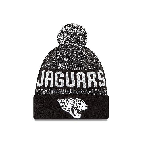 3b492c48a58 Jacksonville Jaguars Beanie  Amazon.com