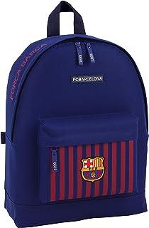 FC Barcelona niños Equipaje, Azul, 43 cm