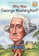 Who Was George Washington? (Who Was?) (English Edition)