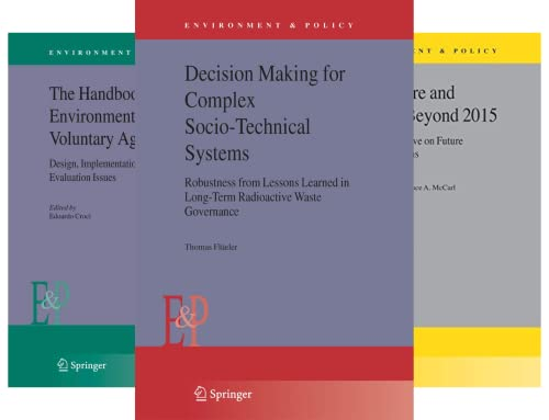 Environment & Policy (47 Book Series)