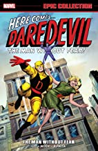 Daredevil Epic Collection: The Man Without Fear (Daredevil (1964-1998))