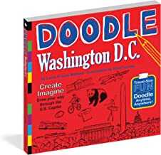 Doodle Washington D.C. (Doodle Books)