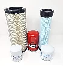 Best kubota svl75 fuel filter Reviews