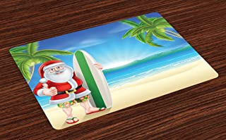 Best beach christmas placemats Reviews