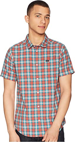 RVCA That'll Do Plaid 3 Shirt