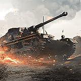 Grand Tanks: 3D Multiplayer Tank Shooting Game
