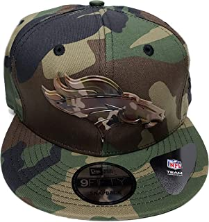 9Fifty Army Camo Capped Adjustable Snapback Hat