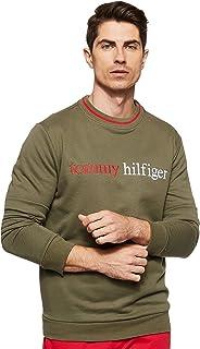 سويت شيرت رياضية ال دبليو كيه للرجال من تومي هيلفجر