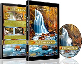 Relaxing Nature DVD - Fall Cascades - Soothing Softness and Colours of Autumn with 3D Binaural Sound Recording for a Natural Relaxation Experience