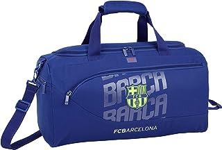 FC Barcelona 2018 儿童运动包,50 厘米,蓝色(蓝色)