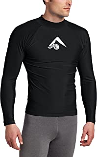Kanu Surf Men's Long Sleeve Platinum UPF 50+