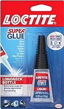 Loctite Super Glue Liquid 10-Gram Longneck Bottle (234796 )