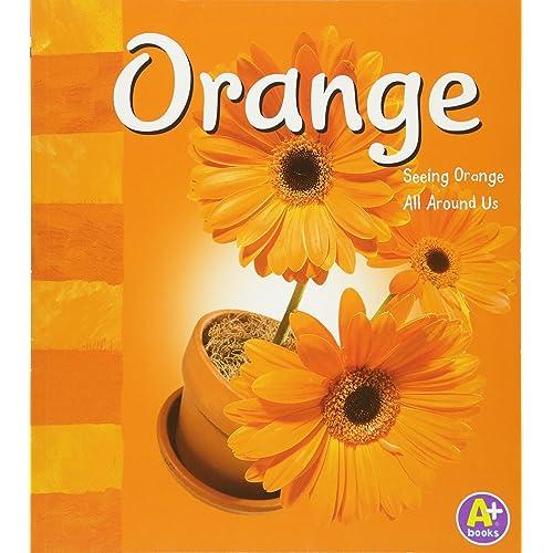 Orange (Colors Books)