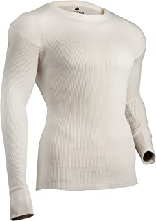 Indera Men's Maximum Weight Thermal Underwear Top