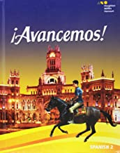 ¡avancemos!: Student Edition Level 2 2018 (Spanish Edition)