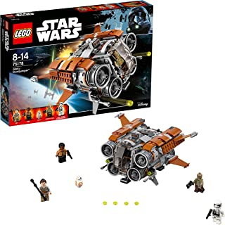 Lego Star Wars Jakku Quad Jumper (75178), For 9 Years