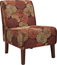 Linon Coco Accent Chair, Harvest