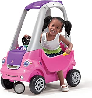 Step2 Easy Turn Coupe Refresh Riding Toy, Pink