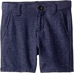Flat Front Shorts (Toddler/Little Kids/Big Kids)