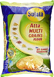 Pillsbury (Sujata) Atta with Multi-Grains Flour 10lb