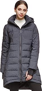 Women's Down Jacket Coat Mid-Length