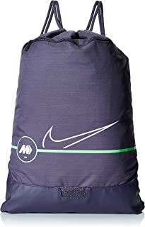 Nike Merc - Sp21 Sportbag Dark Raisin/Rage Green/Platinu One Size