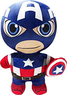 Inflate-A-Heroes Marvel Inflatable Plush Figure Captain America 76 cm Peluches