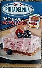 Kraft Philadelphia 76 Tear-Out Recipe Cards