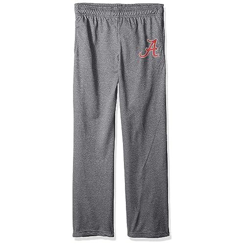 Dark Heather Old Varsity Brand Mens Poly Pant X-Large