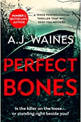 Perfect Bones: a tense psychological thriller that will keep you hooked (Samantha Willerby Mystery Series Book 3) Kindle Edition